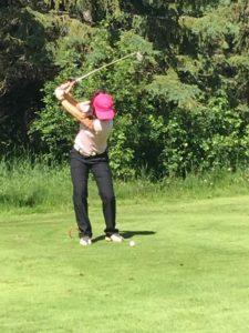 Sports Physiotherapist Golf