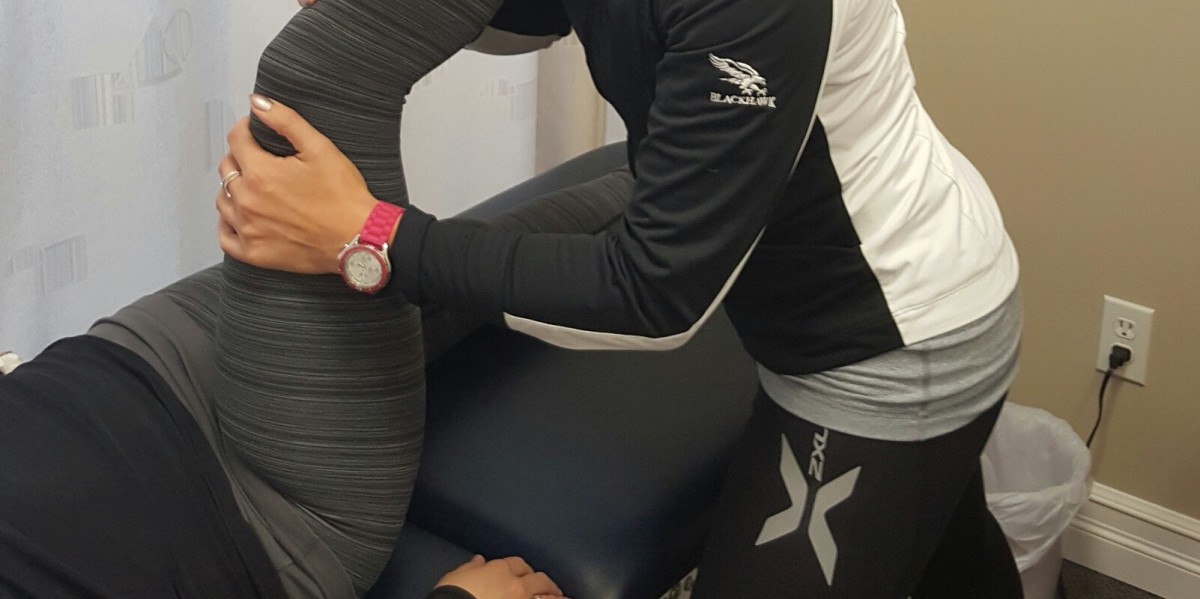 Physiotherapy treatment at Advanced Health Physio