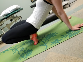 Passive Stretch – Foot Arch
